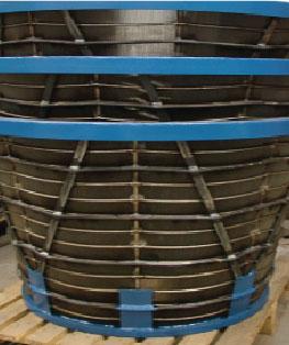 Centrifuge Baskets