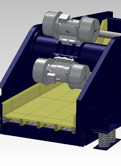 Dewatering assembly