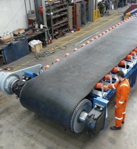 'Bigboy' Belt Feeder