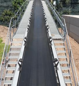 DVE Belt Conveyor