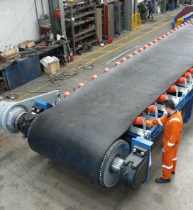 Bigboy conveyor
