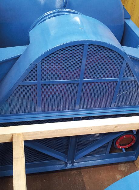Vib Dewatering centrifuges