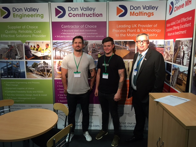 MHEA BULKEX 2016 Presentation Awards - Don Valley Engineering