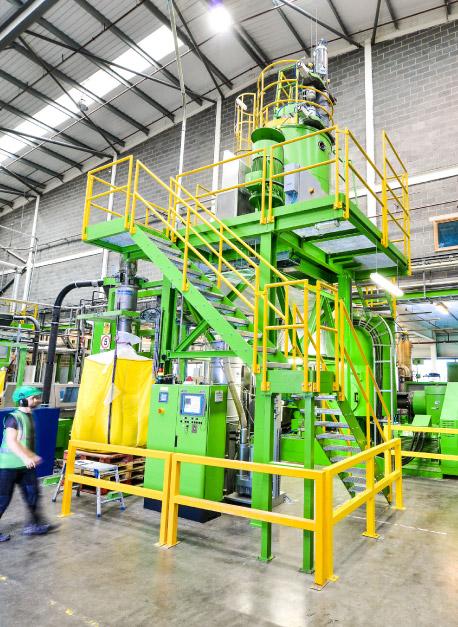 Big Bag Dischargers - Don Valley Engineering