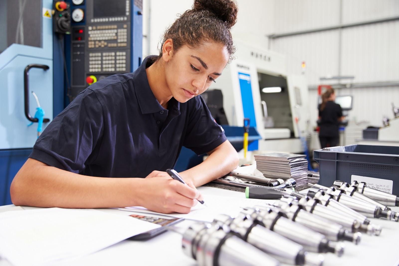 Women in STEM - Don Valley Engineering